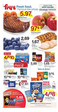 Fry's Weekly Ad Deals Jan 17 - 23, 2018