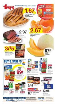 Fry's Weekly Ad Deals January 3 - 9, 2018
