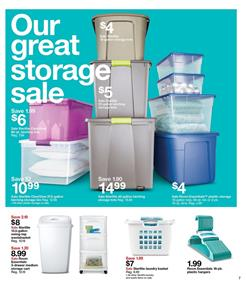 Target Ad Home Products Jan 6 2018