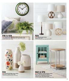 Target Ad Home Products January 21 - 27, 2018