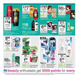 Walgreens Weekly Ad Personal Care January 7 - 13, 2018