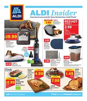 ALDI Weekly Ad Deals February 21 27 2018