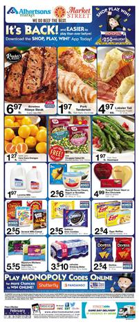 Albertsons Weekly Ad Deals February 7 13 2018
