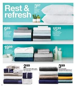 Target Ad Home Products February 4 10 2018