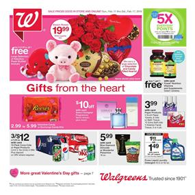 Walgreens Weekly Ad Beauty Products February 11 17 2018