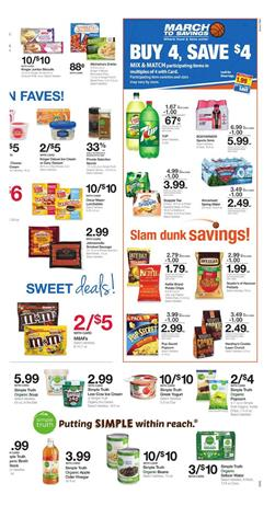 Frys Weekly Ad Mix and Match Sale Mar 7 13 2018