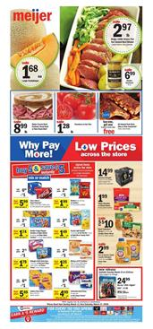 Meijer Weekly Ad Deals March 11 17 2018