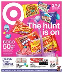 Target Ad Easter Gifts March 25 31 2018