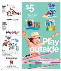 Target Ad Micro Mini Scooter Easter Gifts