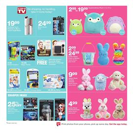 Walgreens Ad Easter Toys March 25 31 2018