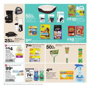 Walgreens Ad Household Supplies March 25 31 2018