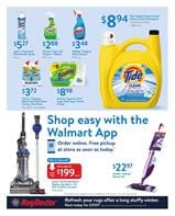 Walmart Ad Cleaning Products March 2018