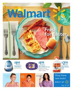 Walmart Ad Easter Candies March 18 29 2018