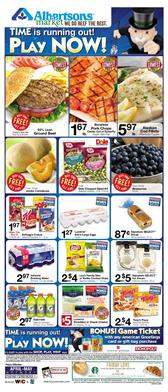 Albertsons Weekly Ad Deals Apr 29 May 5 2018