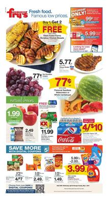 Frys Weekly Ad Special Deals Apr 29 May 5 2018