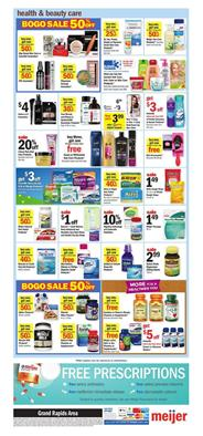Meijer Ad Personal Care April 15 21 2018