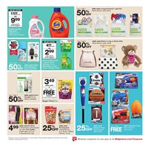 Walgreens Ad Cleaning Products Apr 29 May 5 2018