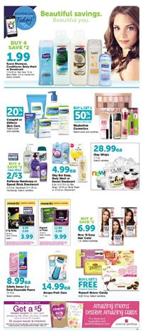 Albertsons Weekly Ad Health and Home May 2 8 2018