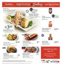 Publix Weekly Ad Grilling May 16 22 2018