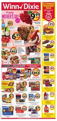 Winn Dixie Weekly Ad Top Deals May 9 15 2018