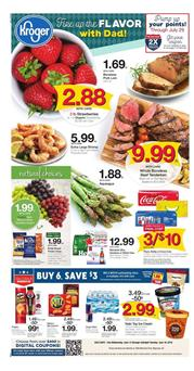 Kroger Weekly Ad Fathers Day Jun 13 19 2018