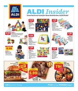 Aldi Weekly Ad Toys Aug 1 7 2018