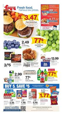 Frys Weekly Ad Fresh Products July 11 17 2018