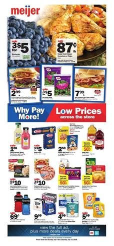 Meijer Ad Home Products July 8 14 2018