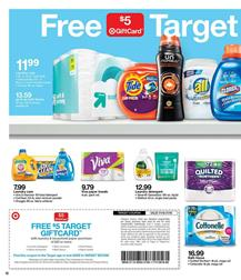 Target Ad Cleaning Products Jul 1 7 2018