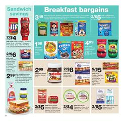 Walgreens Ad Snacks and Breakfast Food Jul 29 2018