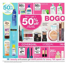 Walgreens Weekly Ad Beauty Sale Jul 29 Aug 4 2018