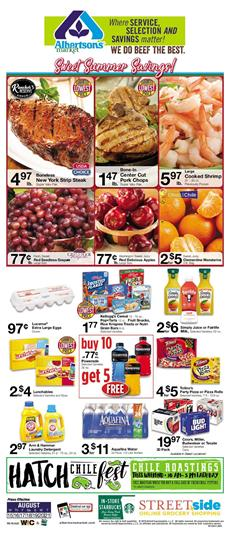 Albertsons Weekly Ad Deals Aug 15 21 2018
