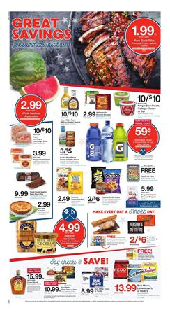Frys Weekly Ad Labor Day Aug 29 Sep 4 2018