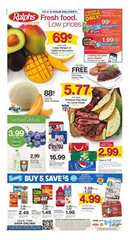 Ralphs Weekly Ad Deals Aug 15 21 2018