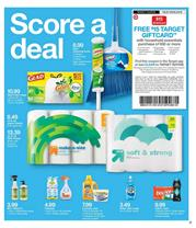 Target Weekly Ad Household Products Jul 29 Aug 4 2018