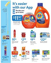 Walmart Ad Cleaning Products Aug 12 30 2018