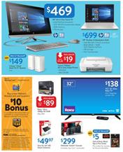 Walmart Ad HP All in One Touch PC