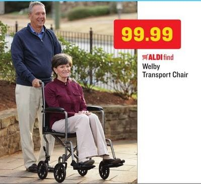 Welby Transport Chair