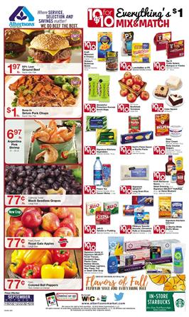 Albertsons Weekly Ad Deals Sep 19 25 2018