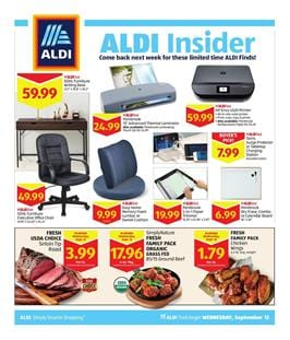 Aldi Weekly Ad Deals Sep 12 18 2018