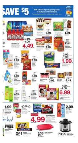 Kroger Ad Mix and Match Sale Sep 26 Oct 2 2018