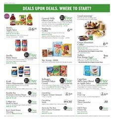Publix Weekly Ad BOGO Free Sale Sep 27