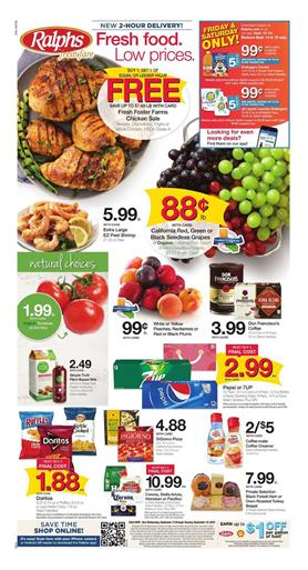 Ralphs Weekly Ad Deals Sep 12 18 2018