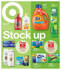 Target Ad Household Products Sep 2 8 2018