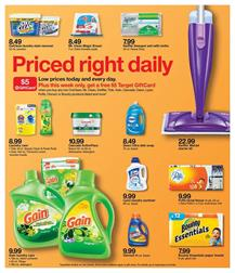Target Ad Household Products Sep 9 15 2018