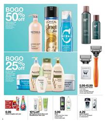 Target Ad Personal Care Sale Sep 2 8 2018