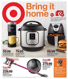 Target Weekly Ad Home Products Sep 23 29 2018