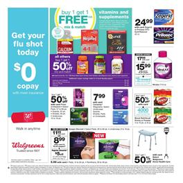 Walgreens Weekly Ad Pharmacy Sep 9 15 2018