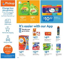 Walmart Ad Cleaning Products Sep 16 27 2018