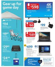 Walmart Ad Electronic Sale Aug 31 Sep 15 2018